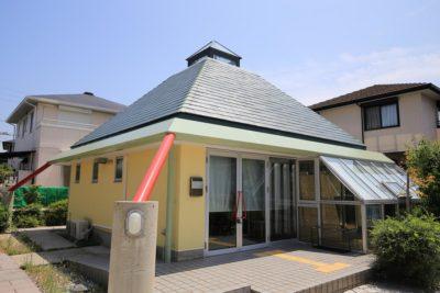 阪南市 M地区集会所 外壁塗装・屋根塗装