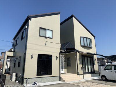 阪南市 H建設 外壁塗装・屋根塗装