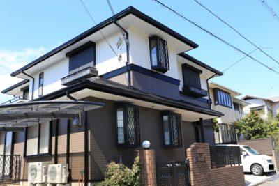 岬町 Y様邸 外壁塗装・屋根塗装