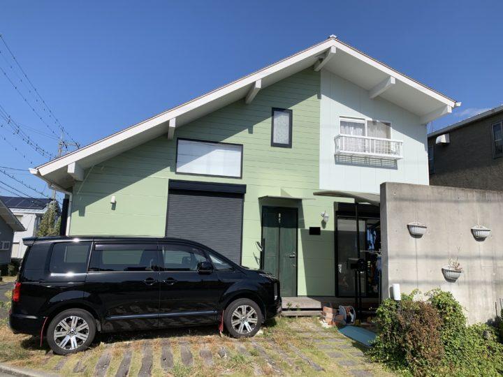 熊取市 K様邸 外壁塗装 20190803