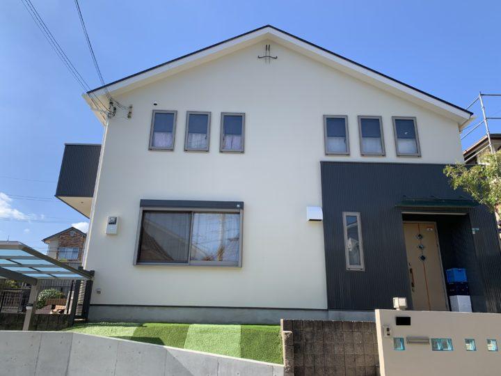 熊取町 I様邸 外壁塗装 屋根塗装 20190906