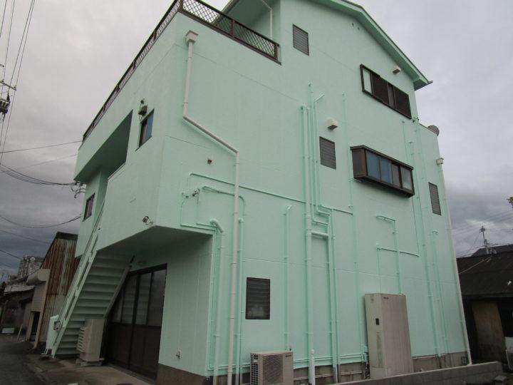 泉佐野市 K様邸 外壁塗装 屋根塗装 20191206