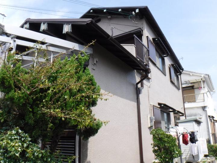 貝塚市 外壁塗装/屋根葺き替え工事 完工日:2019/5/3