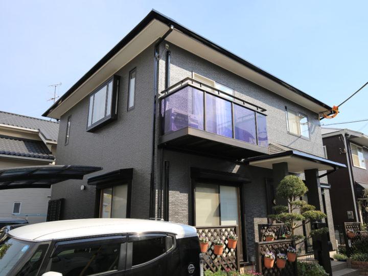 阪南市 外壁塗装/屋根塗装工事 完工日:2019/2/9