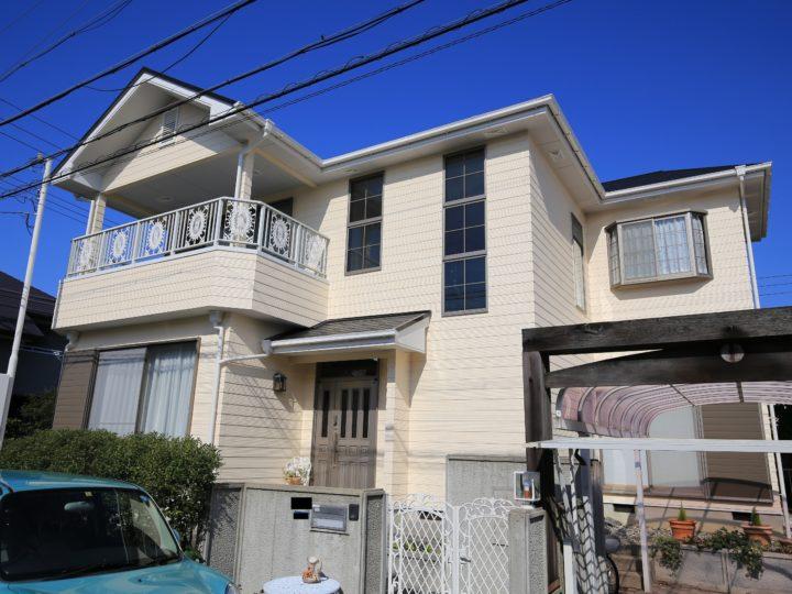 貝塚市 外壁塗装/屋根塗装工事 完工日:2018/12/29