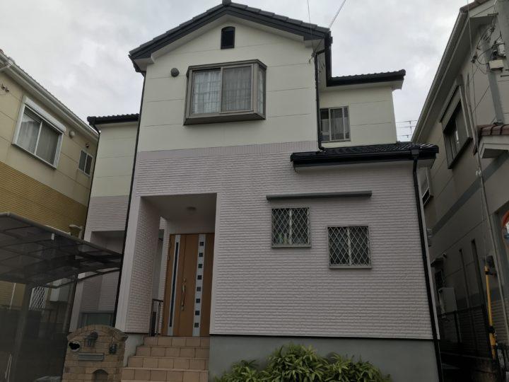 泉南市 K様邸 外壁塗装 20200215