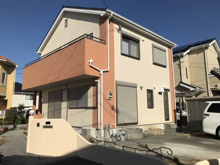 泉佐野市 K様邸 外壁塗装 20200220