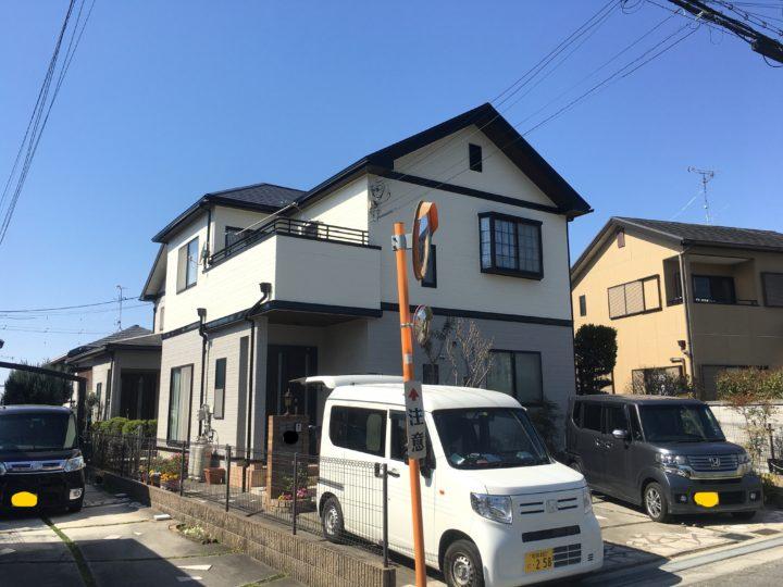 岸和田市 I様邸 外壁塗装 屋根塗装 20200323