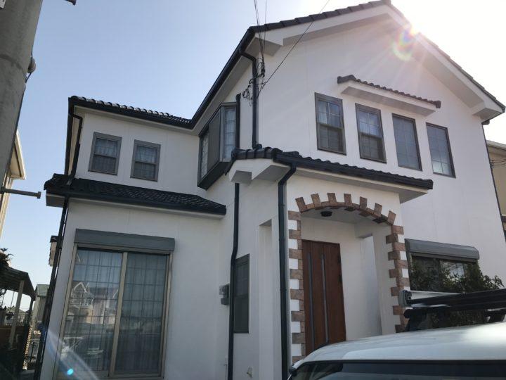 泉南市 K様邸 外壁塗装 屋根塗装 20200323