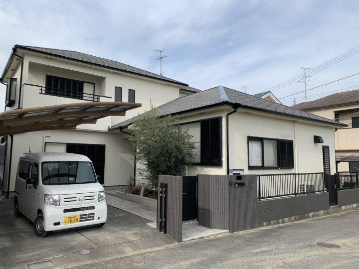 泉佐野市 S様邸 外壁塗装 ベランダ防水 20200220