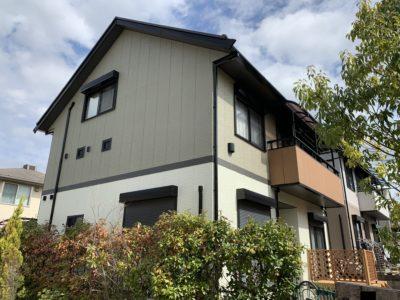 熊取町 M様邸 外壁塗装 屋根塗装
