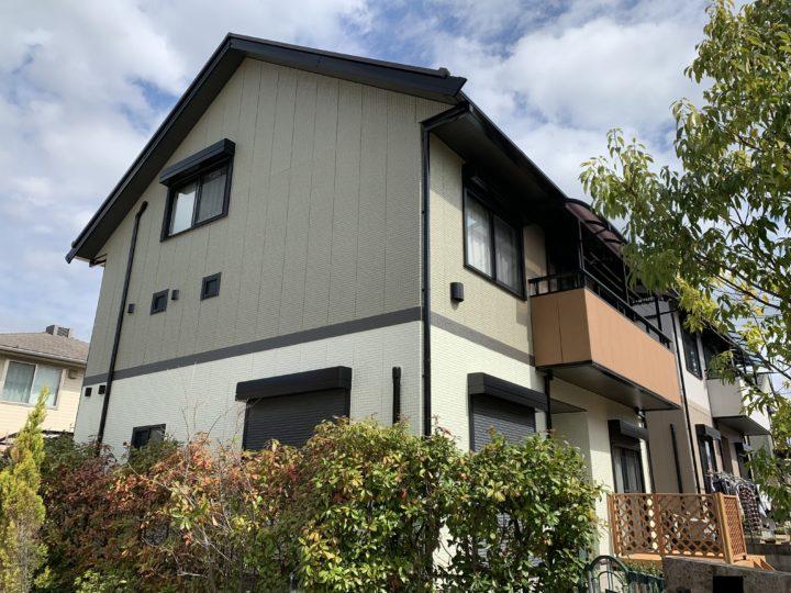 熊取町 M様邸 外壁塗装 屋根塗装 20200305