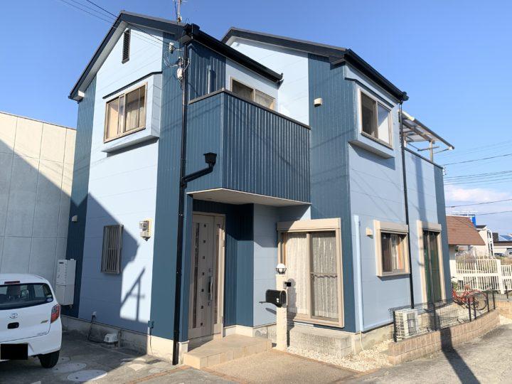 貝塚市 S様邸 外壁塗装 屋根塗装 20200323