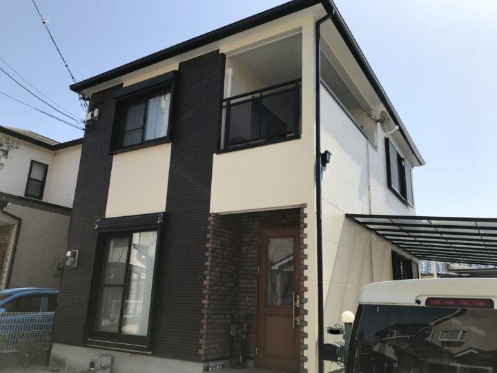 泉南市 S様邸 外壁塗装 屋根塗装 20200326