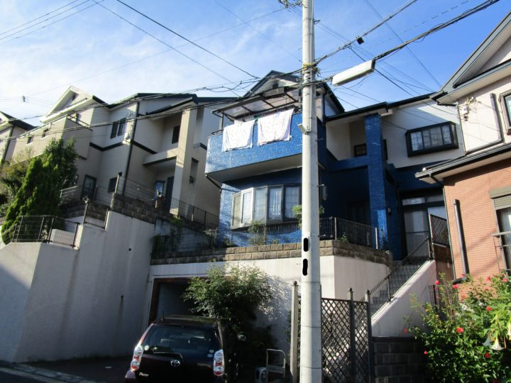 泉南市 S様邸 外壁塗装 屋根塗装 20191107