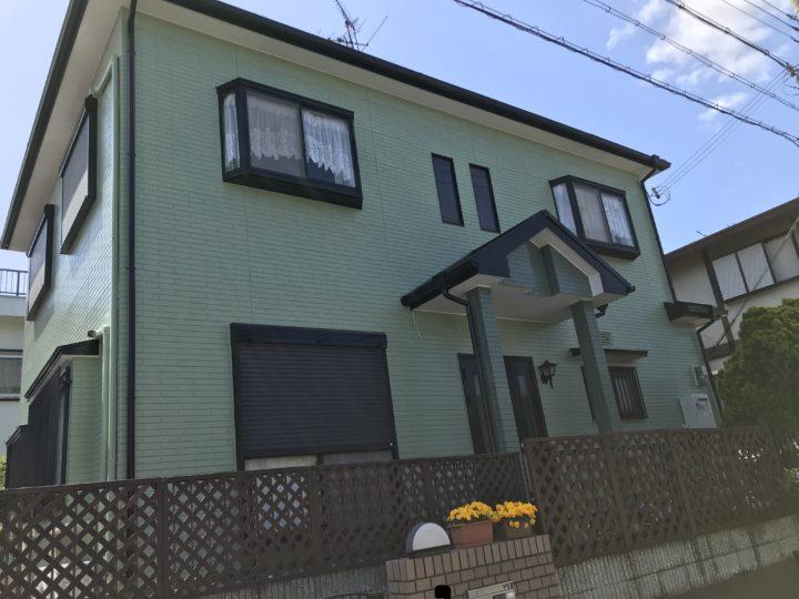阪南市 N様邸 外壁塗装 屋根塗装 20200418