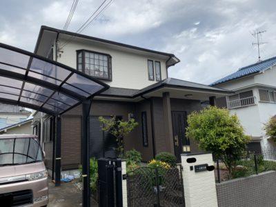 阪南市 K様邸 外壁塗装 屋根塗装