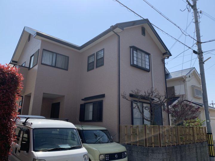 阪南市 I様邸 外壁塗装 屋根塗装 20200409