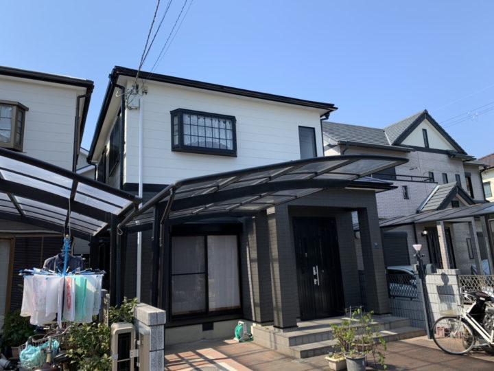 泉佐野市 M様邸 外壁塗装 屋根塗装 20200320