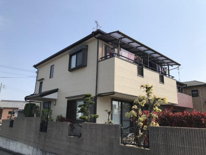 阪南市 H様邸 外壁塗装 屋根塗装 20200501