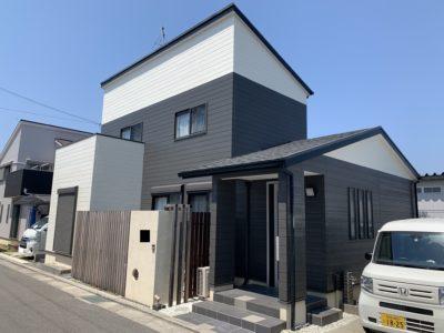 貝塚市 S様邸 外壁塗装