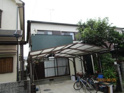 貝塚市 I様邸 外壁塗装 屋根塗装 20200625