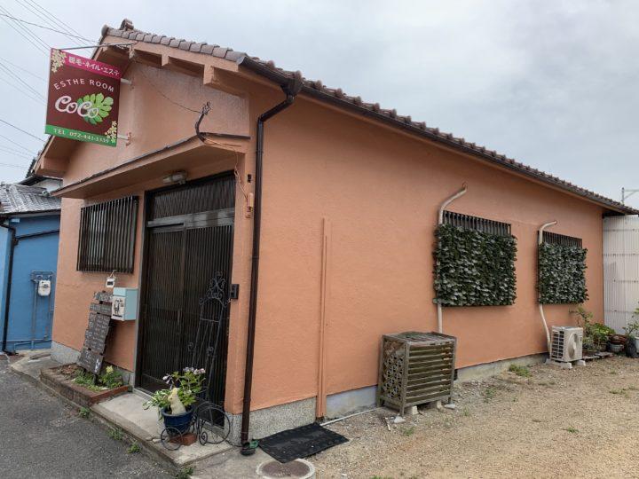 岸和田市 K様邸 外壁塗装 20200628