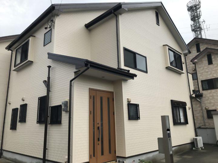 泉南市 K様邸 外壁塗装 屋根塗装 20200722