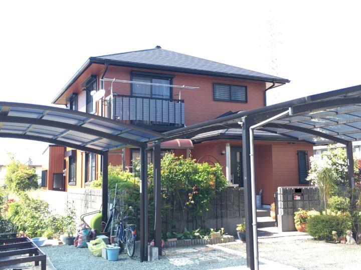 泉佐野市 H様邸 外壁塗装 屋根カバー工法 20200501