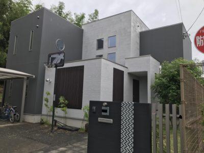 泉佐野市 A様邸 外壁塗装 20200703