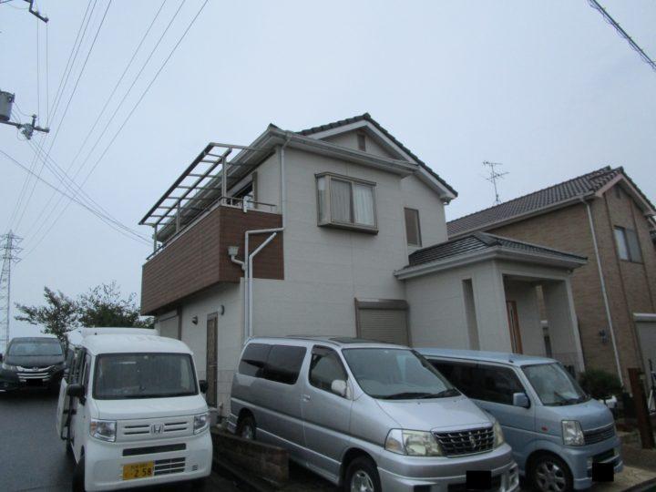 貝塚市 N様邸 外壁塗装 屋根塗装 20200410