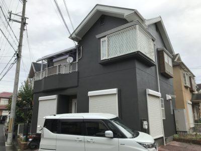 泉南市 F様邸 外壁塗装 屋根塗装 20200709