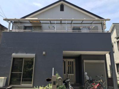 泉南市 O様邸 外壁塗装 屋根塗装 20200825