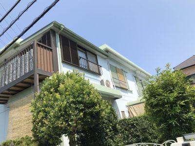 阪南市 M様邸 外壁塗装 屋根塗装 20200823