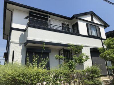 阪南市 Y様邸 外壁塗装 屋根塗装 20200822