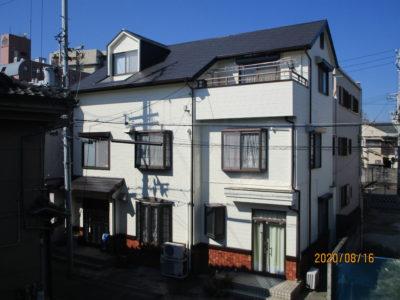 岸和田市 K様邸 外壁塗装 屋根塗装 20200816