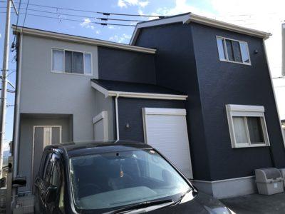 泉南市 G様邸 外壁塗装 屋根塗装 20201016