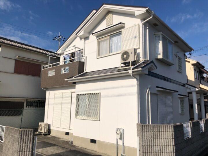 泉佐野市 M様邸 外壁塗装 屋根塗装 20201211
