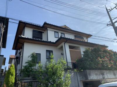 熊取町 A様邸 外壁塗装 20200613