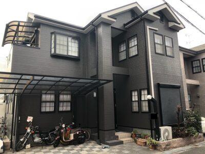 泉佐野市 N様邸 外壁塗装 屋根塗装 20201128