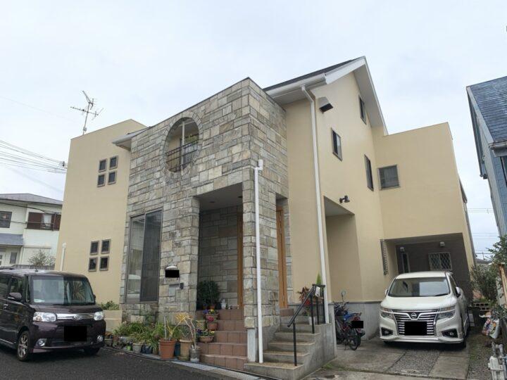 泉南市 O様邸 外壁塗装 屋根塗装 20200214