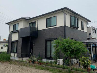 貝塚市 O様邸 外壁塗装 屋根塗装 20200614