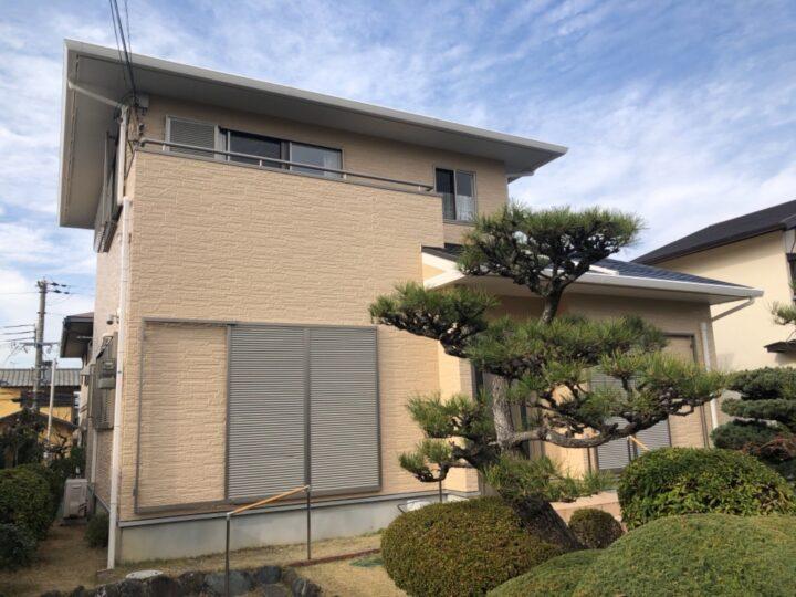 泉佐野市 N様邸 外壁塗装 屋根塗装 20201209