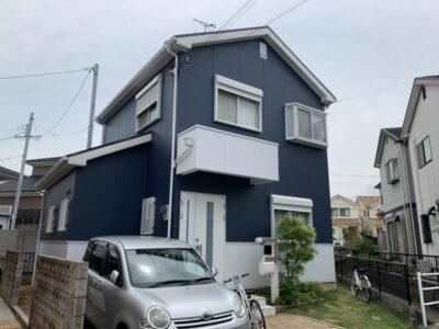 泉佐野市 T様邸 外壁塗装 屋根塗装 20200621