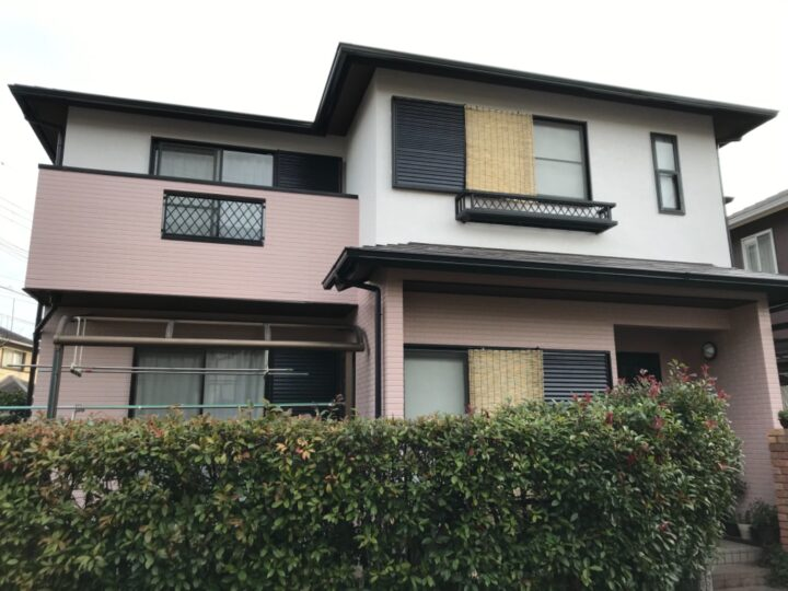 岸和田市 O様邸 外壁塗装 屋根塗装 20201226