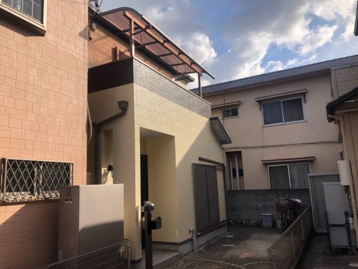 岸和田市 O様邸 外壁塗装 屋根塗装 20201218