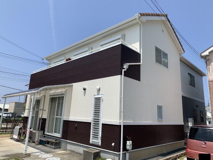 泉佐野市 S様邸 外壁塗装 20200602