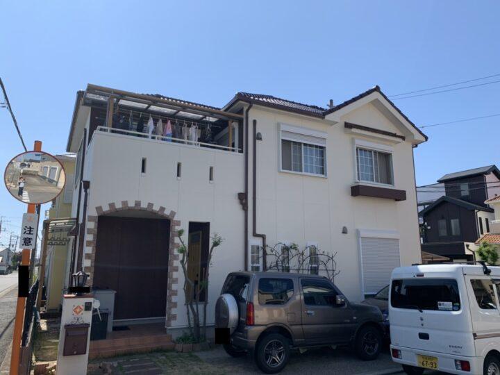 泉南市 Y様邸 外壁塗装 屋根塗装 20200831