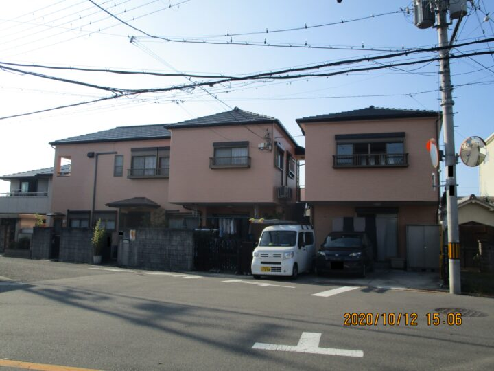 泉佐野市 F様邸 外壁塗装 屋根塗装 20201012