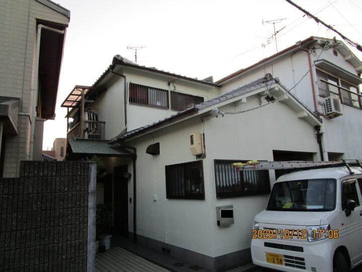 岸和田市 M様邸 外壁塗装 20201012